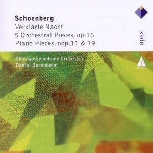 Verklärte Nacht/Piano Pieces/5 Orchestral Pieces/+