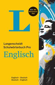 Langenscheidt Schulwörterbuch Pro Englisch - Buch und App