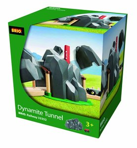 Brio 33352 - Dynamit Action Tunnel