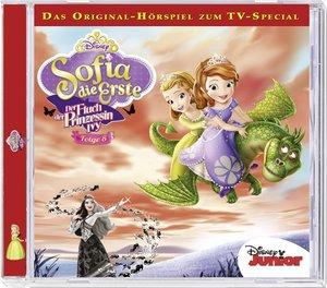Disney - Sofia die Erste 08. Rapunzel-Spezial / Princess Ivy