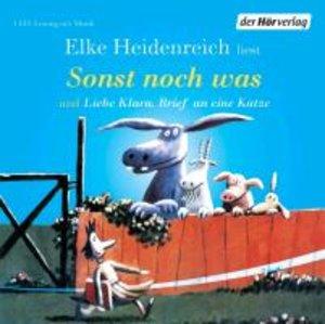 Sonst noch was. Audiobooks. CD