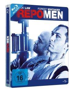 Repo Men Steelbook