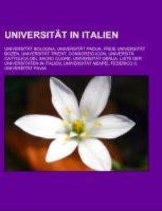Universität in Italien
