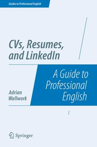 CVs, Resumes, and LinkedIn