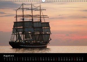 Großsegler (Wandkalender 2016 DIN A3 quer)