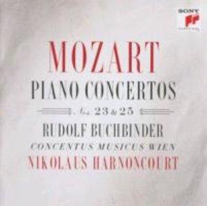 Klavierkonzerte 23 & 25
