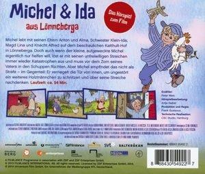 Michel & Ida aus Lönneberga - Das Hörspiel zum Film