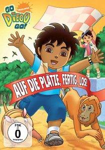 Go Diego Go! - Auf die Plätze, fertig, los!
