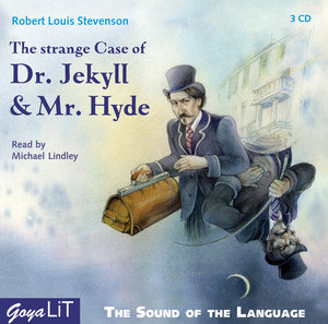 The Strange Case of Dr. Jekyll and Mr. Hyde. 3 CDs