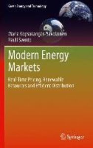 Modern Energy Markets
