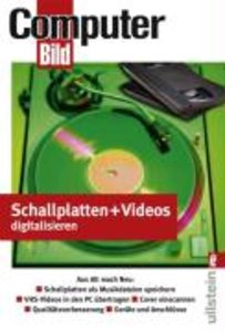 Schallplatten und Videos digitalisieren