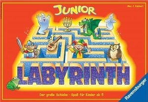 Ravensburger 21210 - Junior Labyrinth