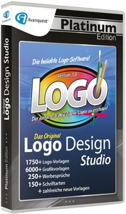 Logo Design Studio V5 - Avanquest Platinum Edition