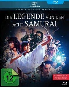 Die Legende von den acht Samurai - DDR-Kinofassung + Extended Ve