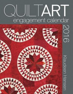 Quilt Art: Engagement Calendar