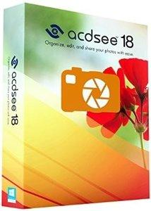 ACDSee 18 - Bildbearbeitung (Organisieren, bearbeiten und veröff