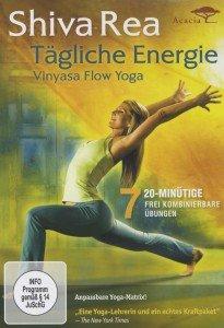 Tägliche Energie-Vinyasa Flow Yoga