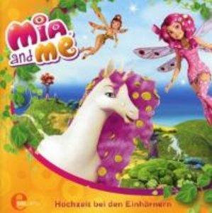Mia and Me - Das Original-Hörspiel zum Buch 02. Hochzeit bei den