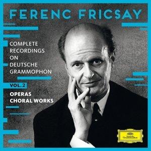 Fricsay-Sämtliche DG Aufnahmen,Vol.2 (Ltd.Edt.)