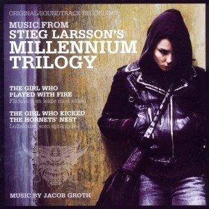 Stieg Larsson-Millenium Triology