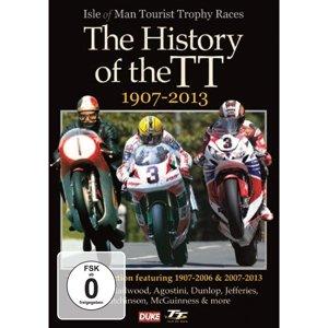 History of the TT 1907-2013