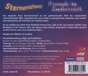 Sternenschweif 06. Freunde im Zauberreich