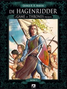 Hagenridder / 5 a Game of Thrones Prequel / druk 1