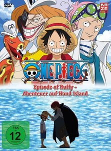 One Piece TV Special 1 - Episode of Ruffy - DVD