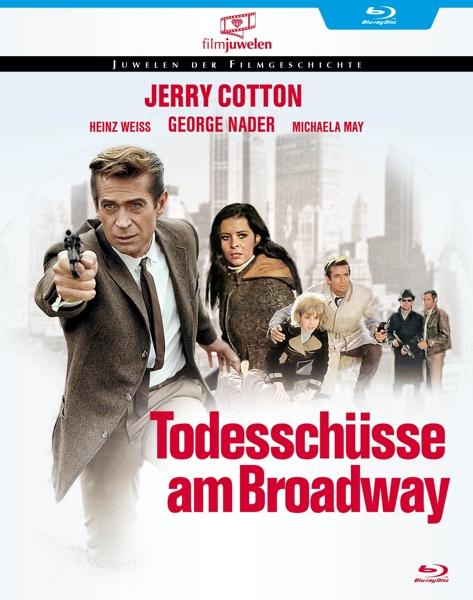 Todesschuesse am Broadway (Blu - zum Schließen ins Bild klicken