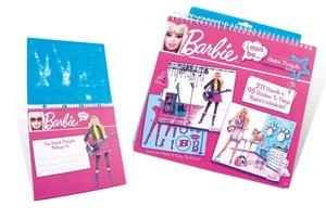 Barbie Skizzenblock