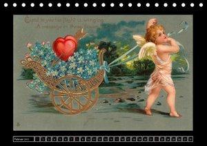 Berg, M: Liebesboten (Tischkalender 2015 DIN A5 quer)