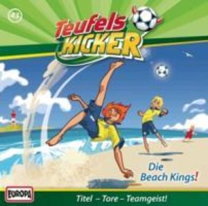 Teufelskicker 43. Die Beach-Kings
