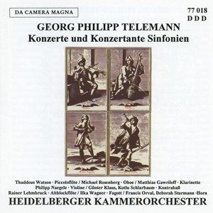 Konzerte & Konzertante Sinfonien