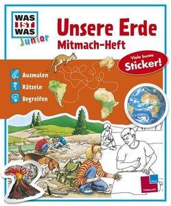 Mitmach-Heft Unsere Erde