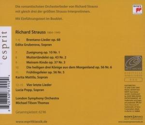 Esprit/Orchesterlieder