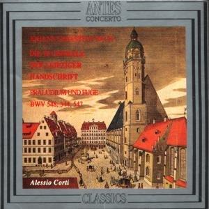 18 Choräle Der Leipziger Handschrift