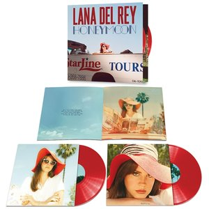 HONEYMOON (Limited RED VINYL INCL. MP3-CODE)