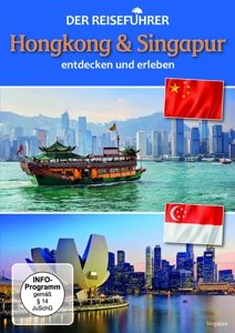 Reiseführer Hongkong Singapur