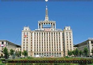 Bukarest - Paris des Ostens (Wandkalender 2016 DIN A2 quer)