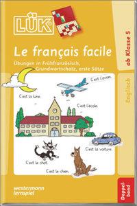 LÜK. Le francais facile. Doppelband