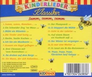 Kinderlieder Klassiker - Summ, summ, summ