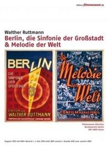Berlin, die Sinfonie der Großstadt & Melodie der Welt