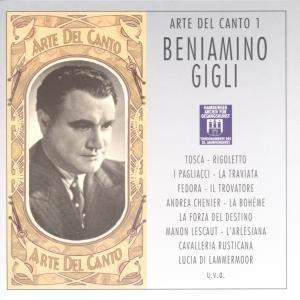 Arte Del Canto Vol.1
