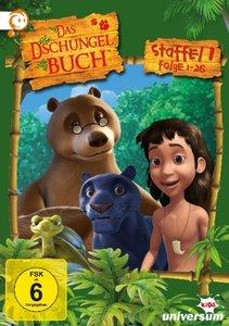 Das Dschungelbuch - Staffel 1 (Folge 01-26)