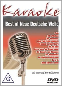 Best Of Neue Deutsche Welle Vol.1-Karaoke DVD