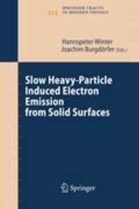 Slow Heavy-Particle Induced Electron Emission from Solid Surface