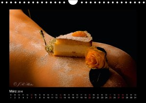 Kalender Food and Body 2016 (Wandkalender 2016 DIN A4 quer)