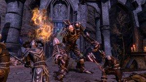 The Elder Scrolls Online: Tamriel Unlimited (TESO)