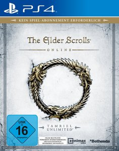 The Elder Scrolls Online: Tamriel Unlimited (TESO)