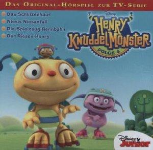 Henry Knuddelmonster-Folge 4